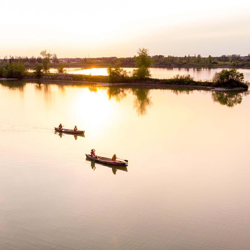 Paddle Night - Canoe Rental