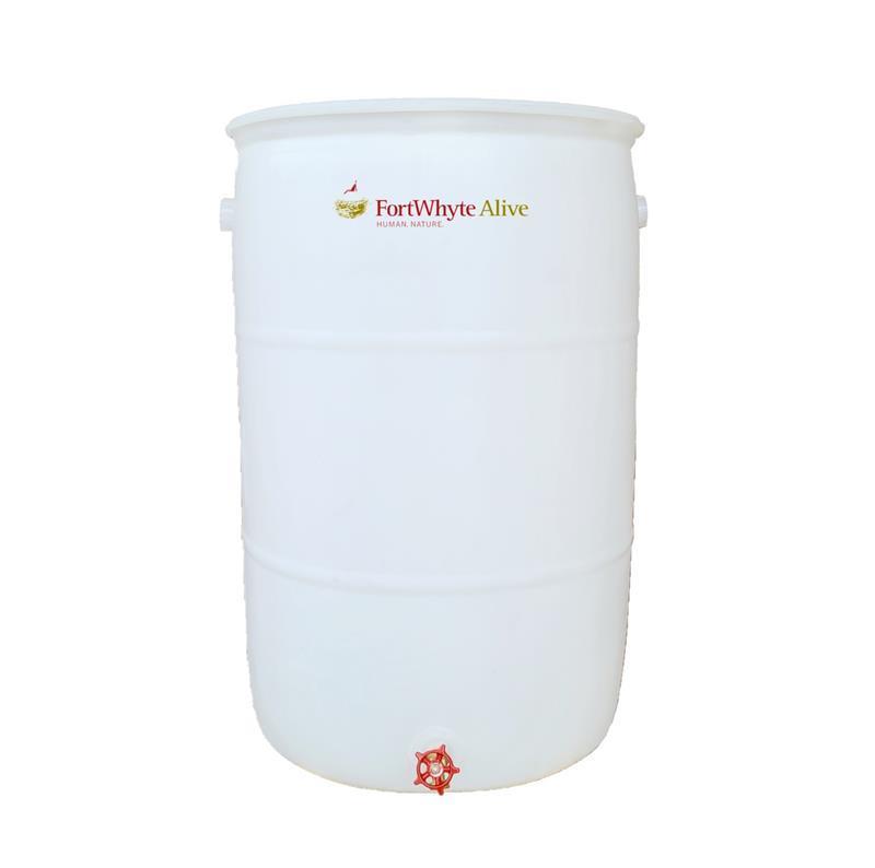 Rain Barrel, 45 Gallon/189 Litre,RAIBAR