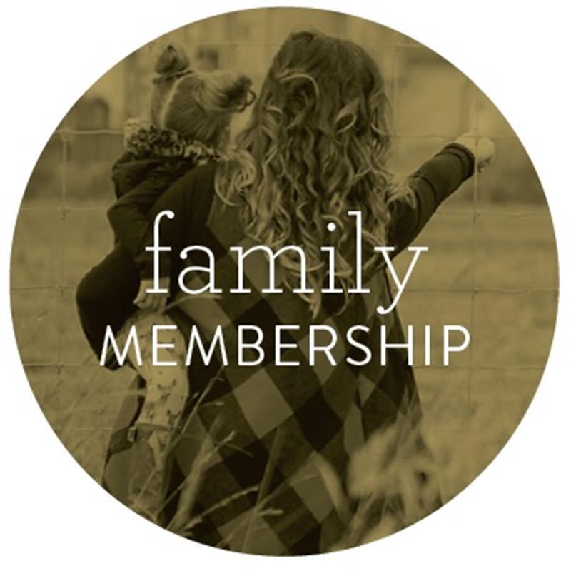 1-Year Family Membership (New & Renewal),FAM12M