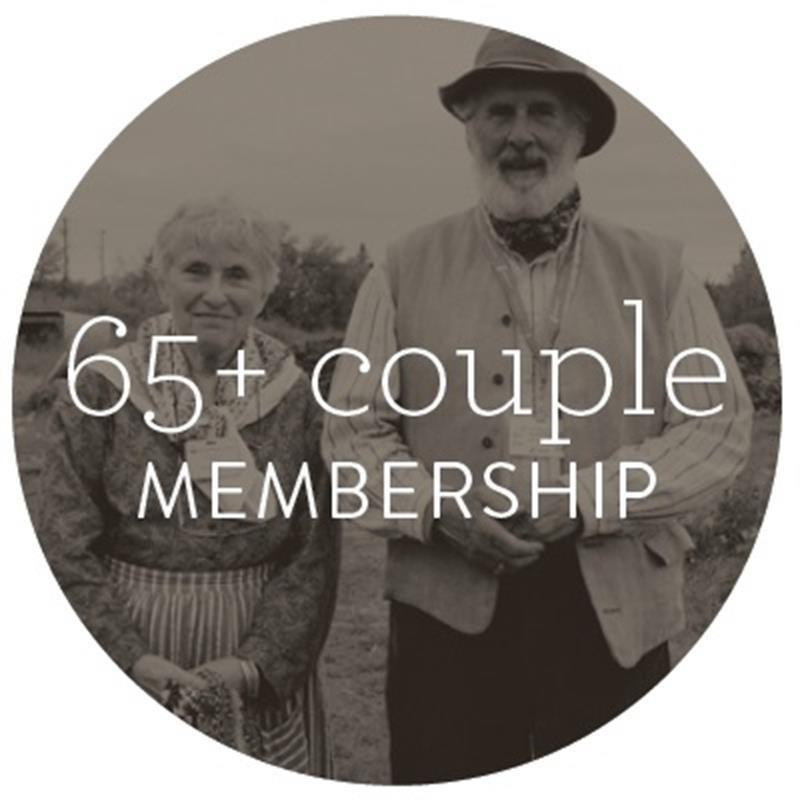 1-Year 65+ Couple Membership (New & Renewal),FAMSEN