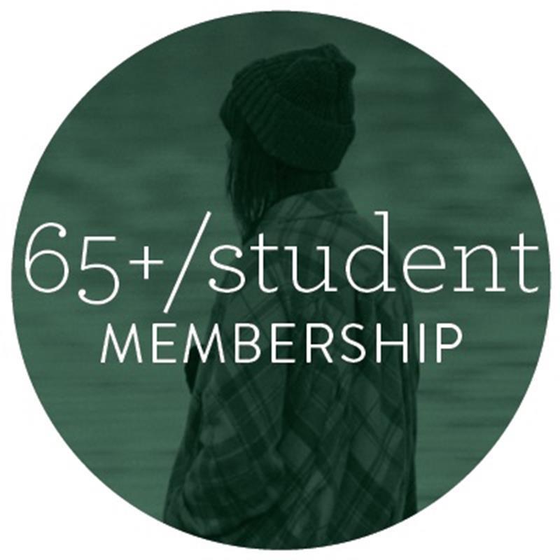 1-Year 65+ Individual Membership,INDSEN