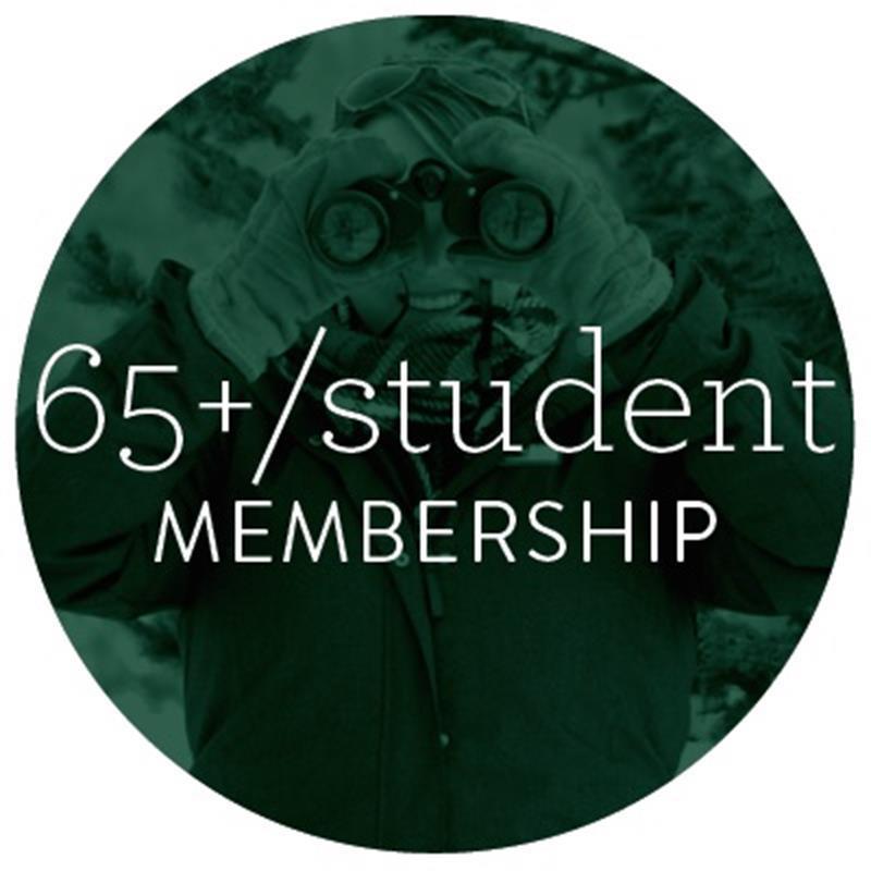 3-Year 65+ Individual Membership,3YRSEN