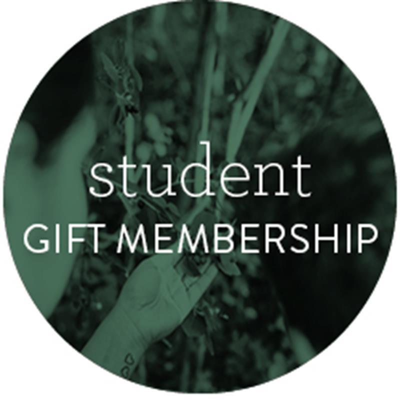 1-Year Student Gift Membership,1YRSTUGIFT