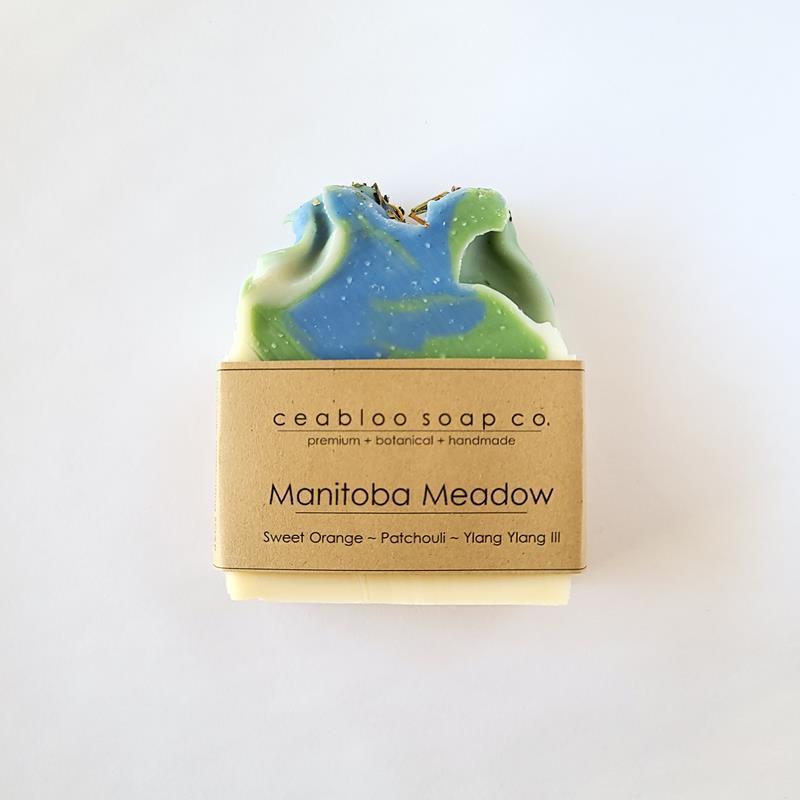 Ceabloo Soap, Manitoba Meadow,CEABLOO-MBMEADO